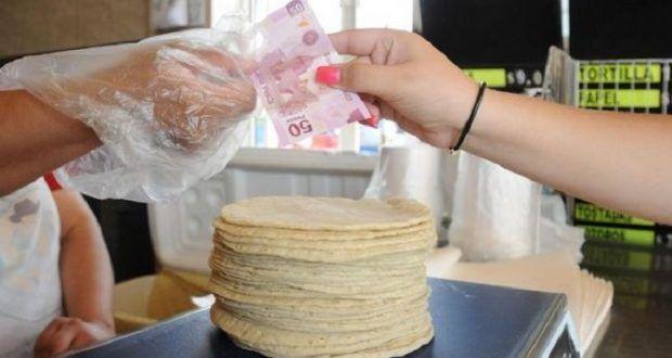 Alza en los combustibles sí trajo aumento de 2 pesos a la tortilla - Foto de El Semanario Sin Límite