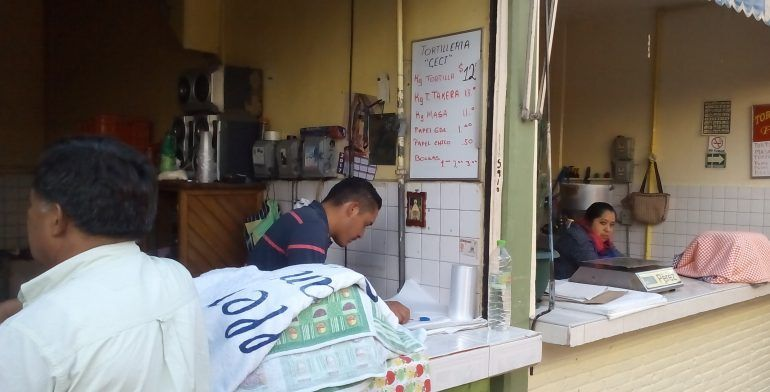 Comerciantes no incrementarán el kilo de tortilla en Tlaxcala
