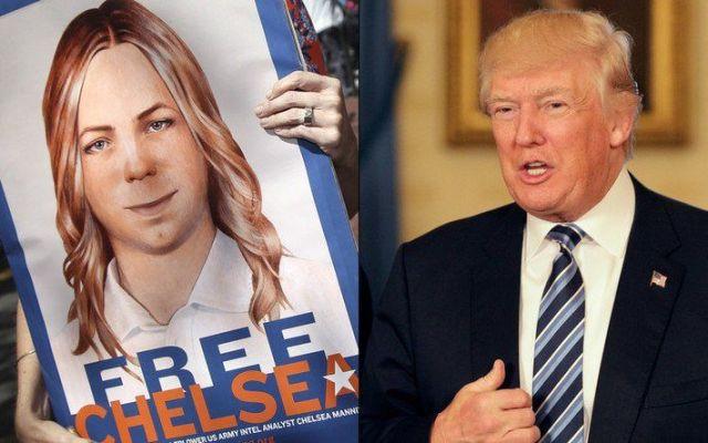 Trump llama desagradecida y traidora a Chelsea Manning - Foto de Twitter