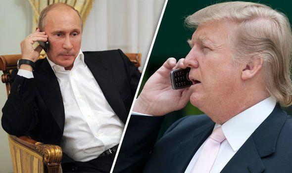 Rusia y EE.UU. podrían enfrentar combate al terrorismo: Trump - Foto de Daily Express