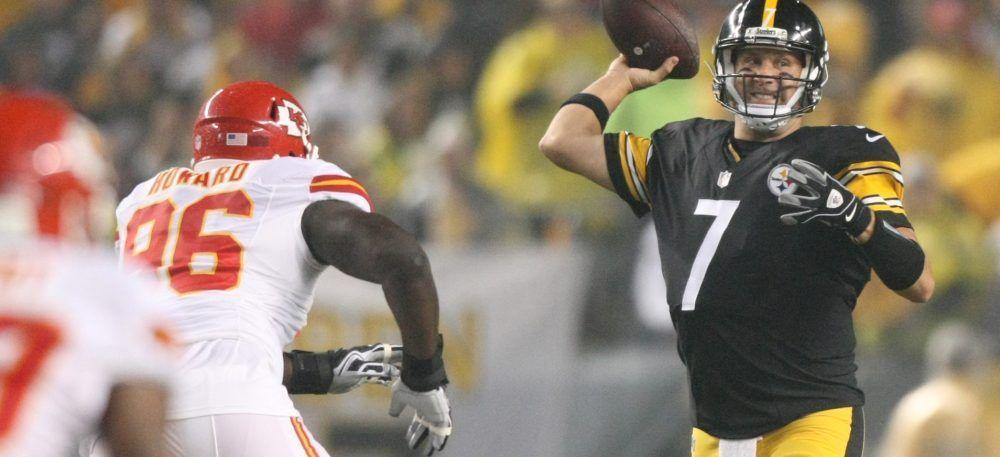 Cambia de horario el partido entre Steelers y Chiefs