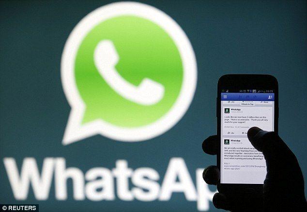 El nuevo engaño en WhatsApp y Facebook Messenger - Foto de Reuters