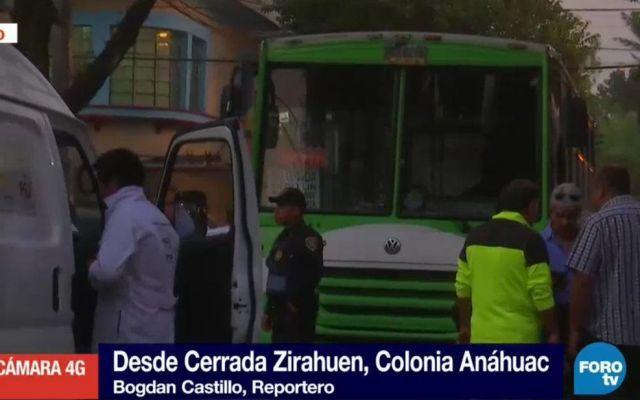 Asesinan a pasajera de transporte público por oponerse a asalto