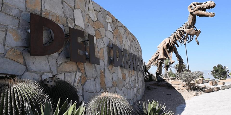 Encuentran nueva especie de dinosaurio en Coahuila