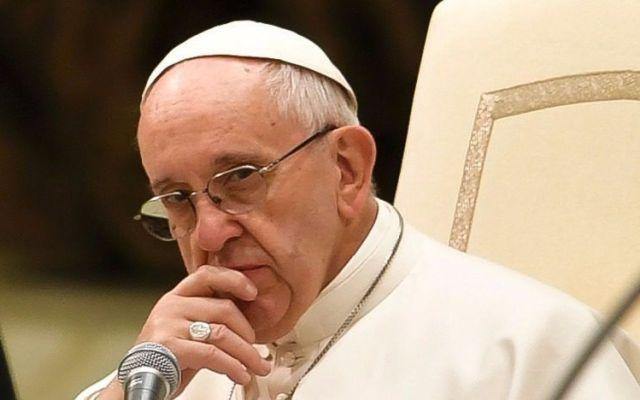 Francisco cumple cuatro años de Papa entre alta popularidad y críticas - Foto de Archivo