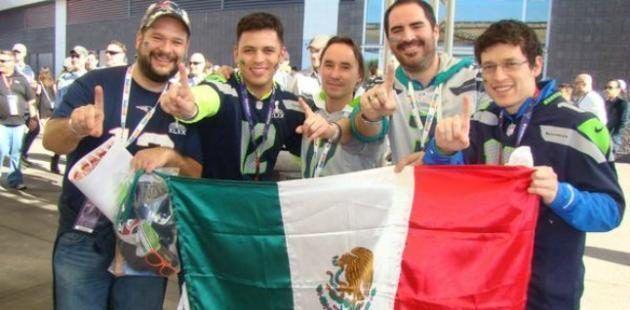 SRE emite recomendaciones a connacionales que asistan al Super Bowl - Foto de Internet