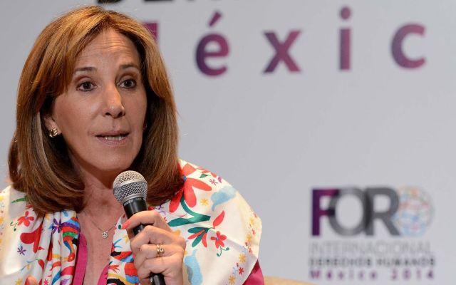 Marcha demostrará que estamos unidos: María Elena Morera