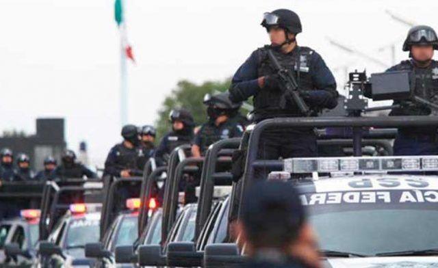 Envían mil policías federales a reforzar la seguridad de Veracruz - Foto de Quadratin
