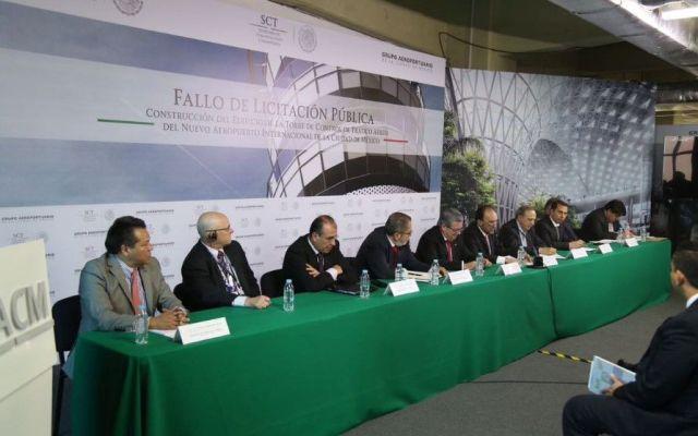 Aldesem gana construcción de torre de control en nuevo aeropuerto capitalino