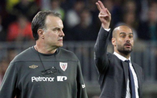 Marcelo Bielsa es el mejor entrenador del mundo: Guardiola - Foto de archivo