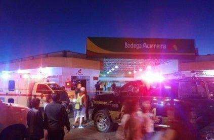Tiroteo en plaza comercial deja dos muertos en Guadalajara
