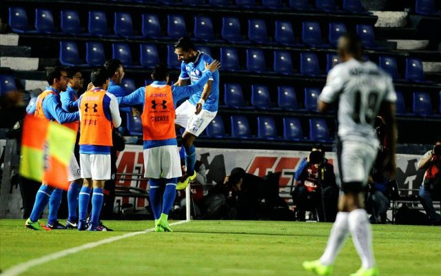 Cruz Azul acaba con racha de nueve partidos sin ganar - Foto de @jaircuevas95