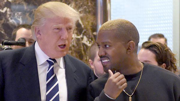 Kanye West borra tuits de apoyo a Trump