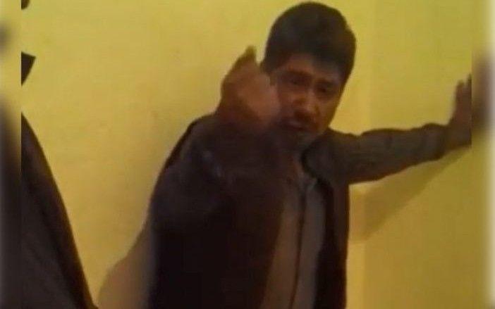 Video: acusan a edil poblano de golpear a un joven con discapacidad - Foto de Internet