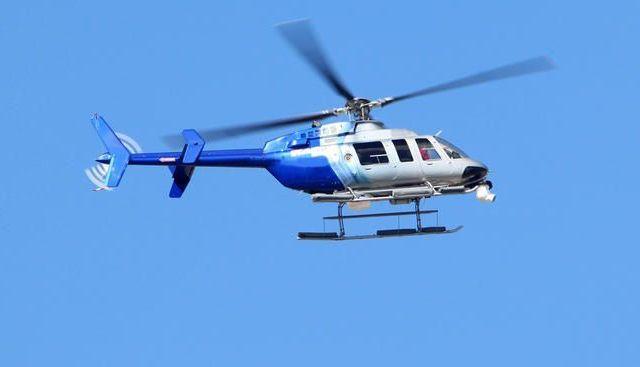 Accidente de helicóptero en Texas deja un muerto y 2 heridos - Foto de Internet
