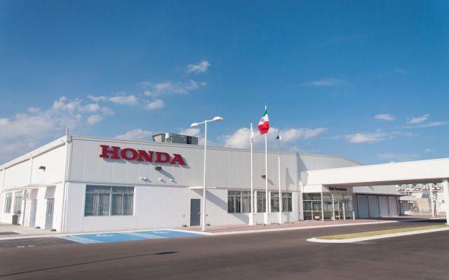 Honda mantendrá producción en México - Foto de Internet