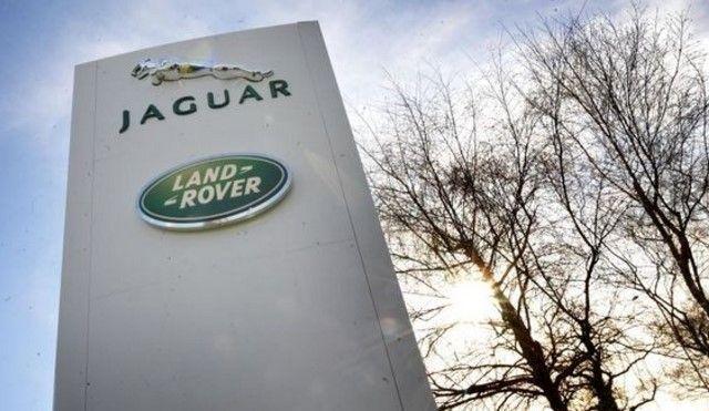 Robo millonario de motores Jaguar Land Rover