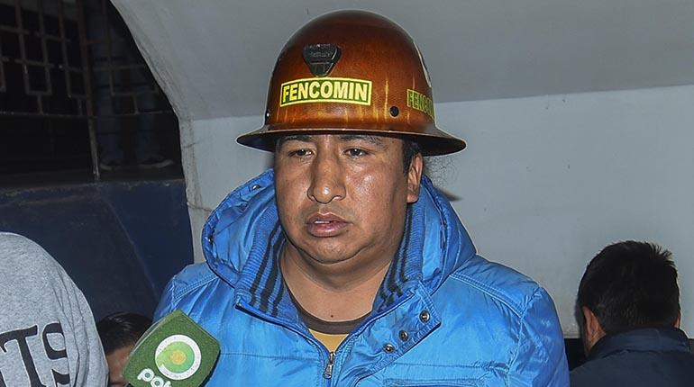 Se entrega Josué Caricari, presunto asesino de viceministro boliviano - Josué Caricari. Foto de Internet