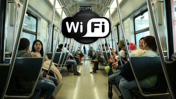 Metro tendrá WiFi gratis a partir de agosto