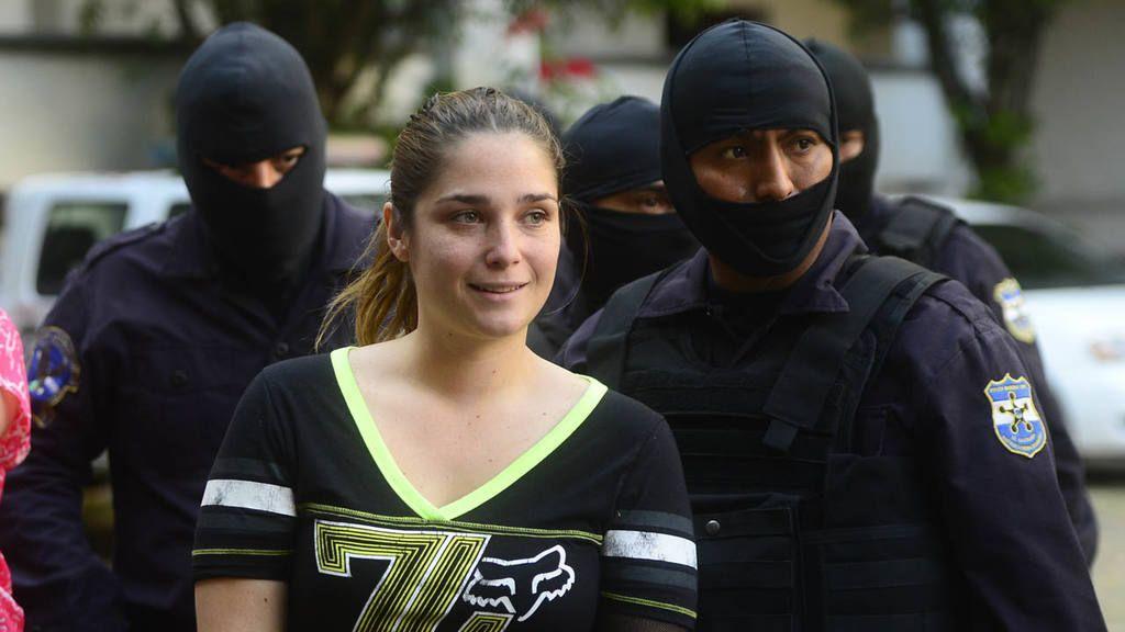 Detienen a presentadora de TV por vínculos a cárteles mexicanos - Foto de Internet