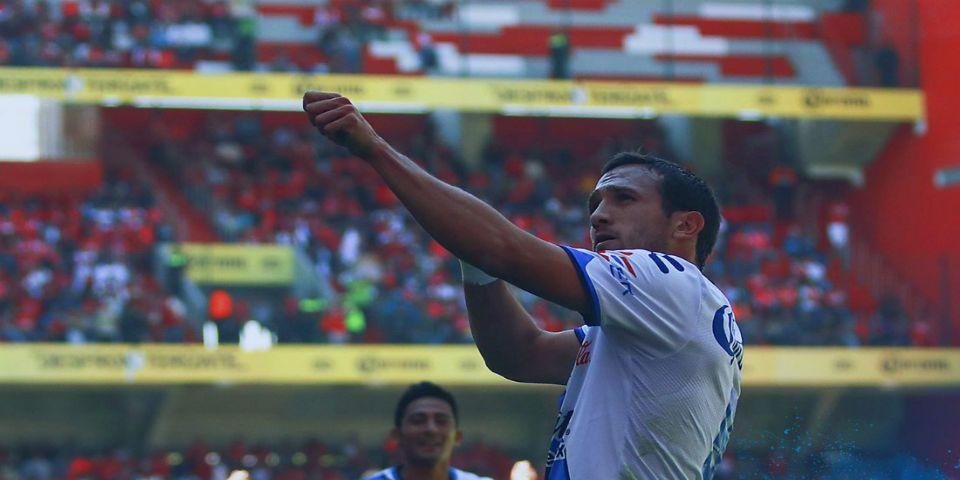 Puebla mete a Cruz Azul en la lucha por el descenso - Foto de @ClubPueblaMX