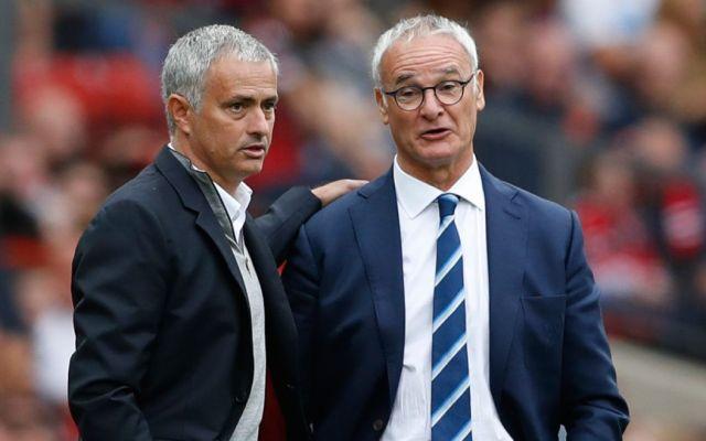 Mourinho defiende a Ranieri tras su salida del Leicester - Foto de Internet