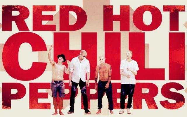 Anuncian segundo concierto de Red Hot Chili Peppers en México