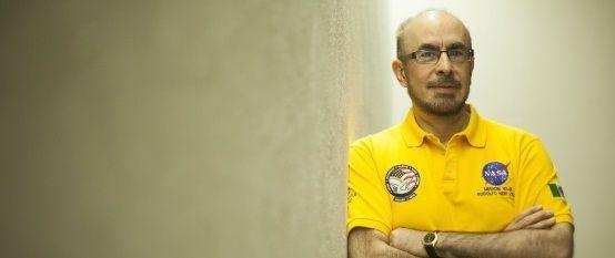 'No somos el centro del Universo; ni siquiera de nuestra galaxia': Rodolfo Neri Vela