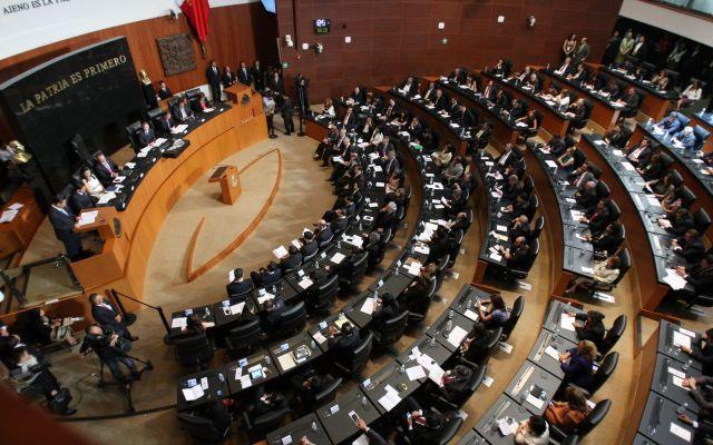 Senado da a conocer ruta para cumplir con agenda de trabajo - Foto de Archivo