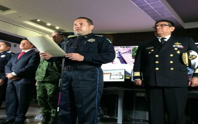 Detienen a jefe regional de la Familia Michoacana en el Estado de México - Foto de Policía Federal