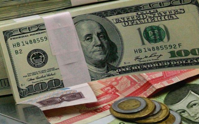 Dólar cierra jornada hasta en 18.13 pesos a la venta - Foto de Archivo