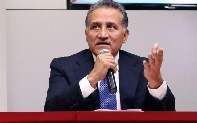 Arturo Zamora estará al frente de la CNOP - Foto de Internet