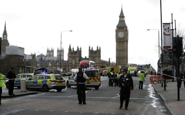Cinco atentados en Londres - Foto de AP