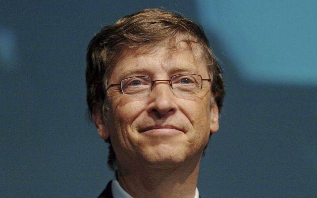 Bill Gates realiza la mayor donación desde el 2000 - Bill Gates. Foto de Microsoft