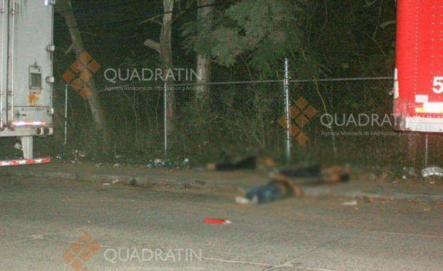 Encuentran tres cadáveres enMichoacán