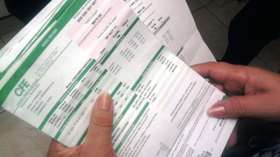 Bajarán tarifas eléctricas en abril - Foto de archivo