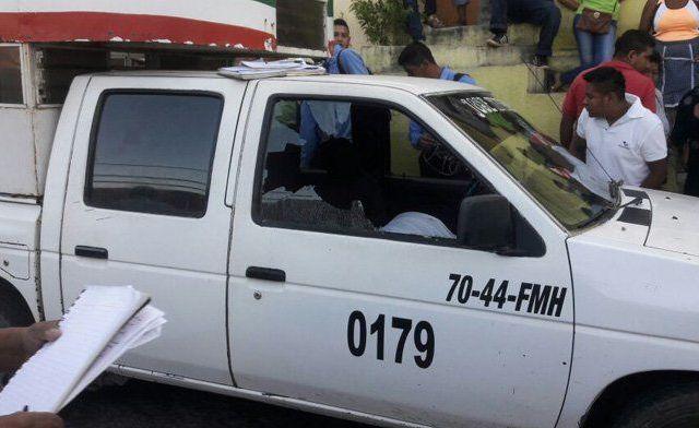 Matan a dos choferes de transporte público en Guerrero - Foto de Quadratín