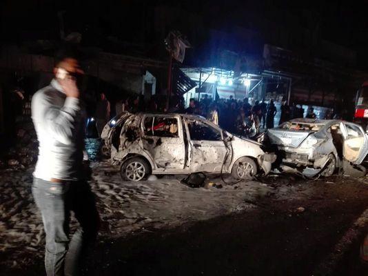 Ataque con coche bomba deja al menos 23 muertos en Bagdad - Foto de Reuters