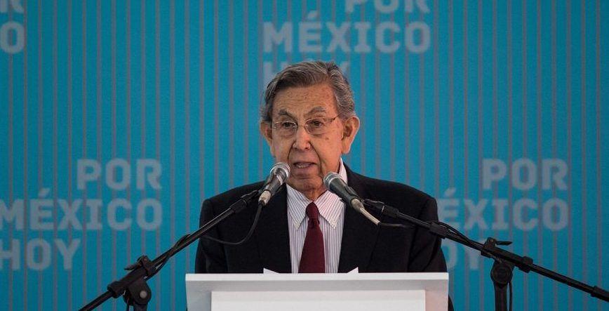 Cuauhtémoc Cárdenas presenta proyecto de país