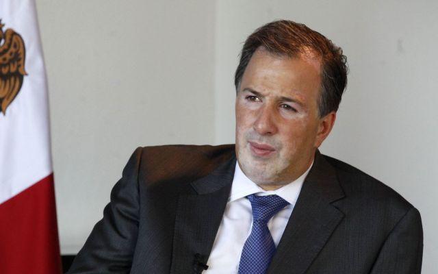 México tiene fuerza ante negociación del TLCAN: Meade - Foto de archivo