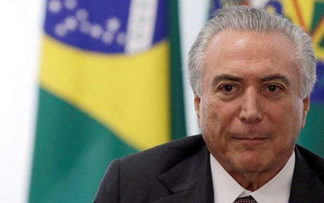 Presidente de Brasil anuncia creación de ministerio de seguridad pública - Foto de Internet
