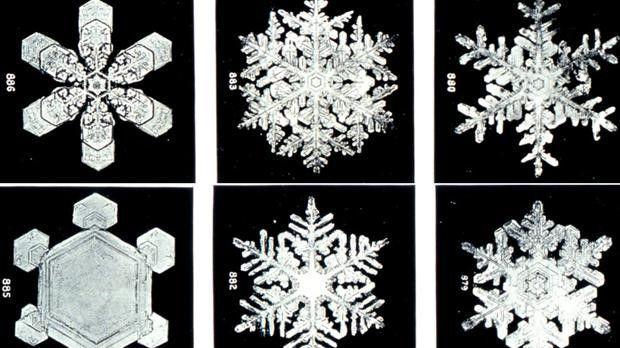 ¿Cómo se forma la nieve? - Foto de Pin It