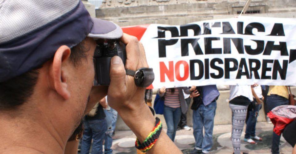 México tiene récord de periodistas asesinados: director de El País - Foto de Internet