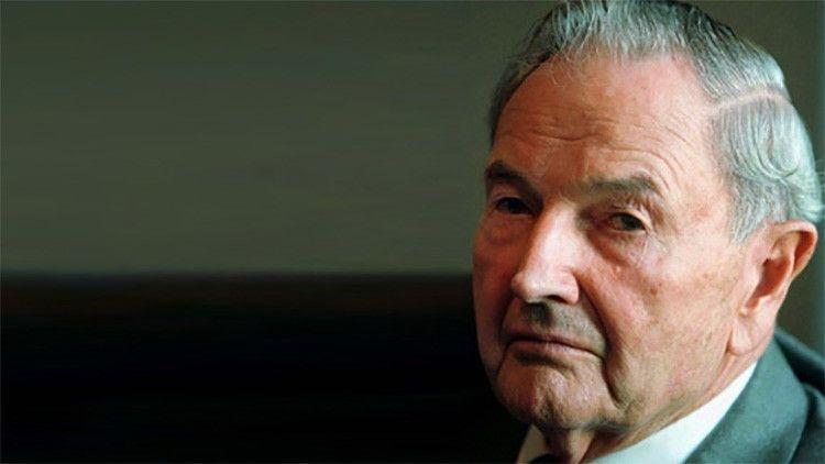 Ha muerto David Rockefeller - Foto de archivo