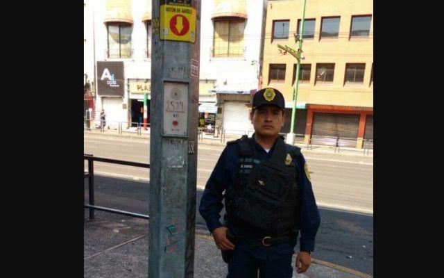 Vigilan botones de auxilio en la Ciudad de México