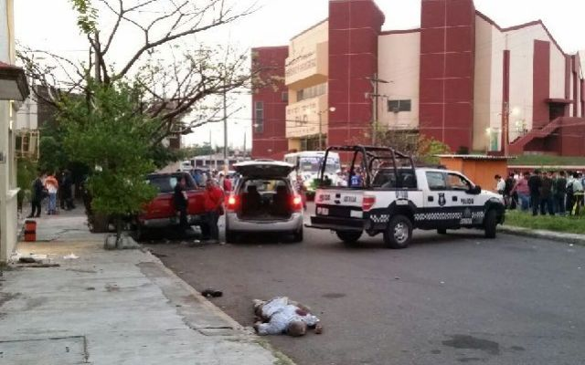Enfrentamiento entre sindicalistas deja dos muertos en Veracruz - Foto de Internet
