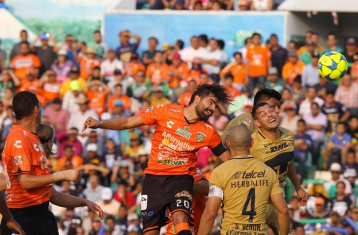 Pumas golea a Jaguares como visitante