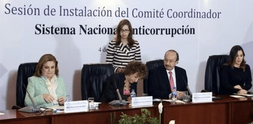 Instalan Sistema Nacional Anticorrupción sin fiscal