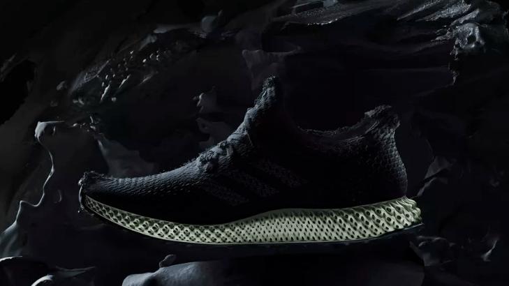 Adidas presenta primeros tenis impresos en 3D