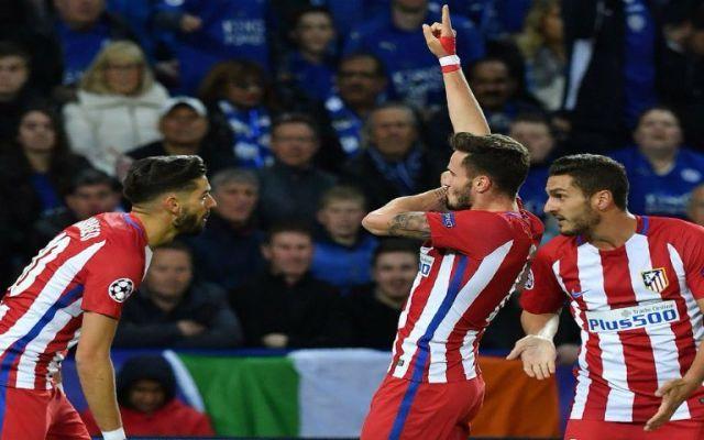 Atlético elimina al Leicester de la Champions - Foto de @ChampionsLeague